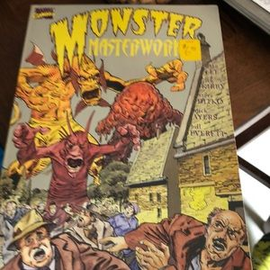 5 for $25| Marvel Monster Masterworks by Stan Lee